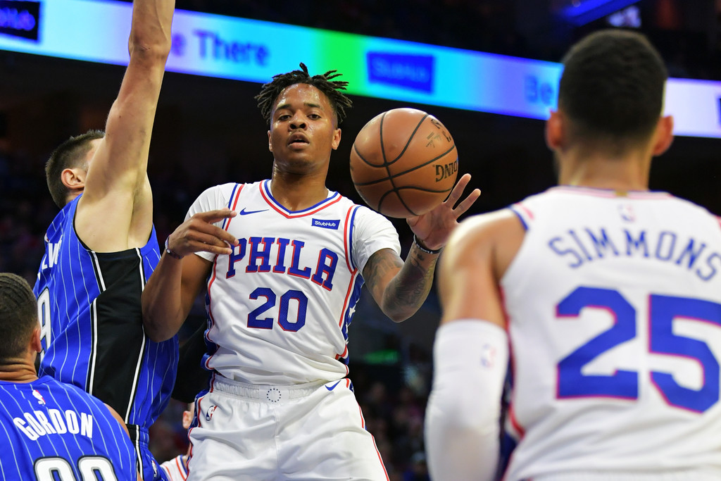 Sixers' Markelle Fultz to see specialist about shoulder, will miss time