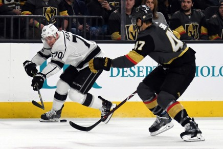 Tanner Pearson traded to the Penguins