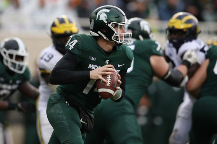 Spartans will attempt to win fourth game against the Ducks in the Redbox Bowl