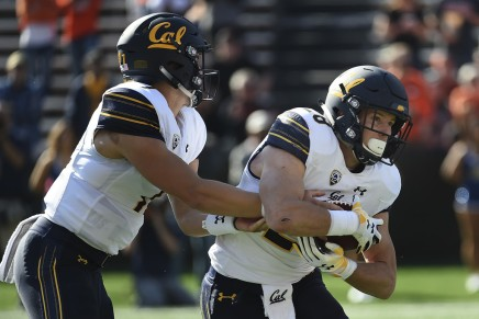 Garbers leads Golden Bears into first-ever meeting with the HornedFrogs