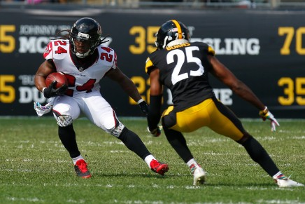 Falcons' Freeman done for the season