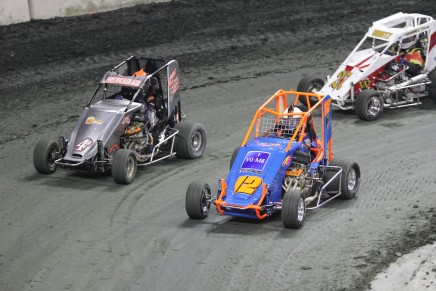 Kidd III, Carber, Rudolph, and White win Micro Springs qualifiers onThursday