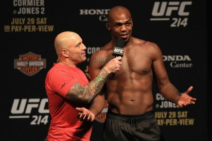 Jones knocks out Gustafsson in UFC 232 mainevent
