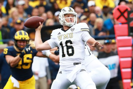 Western Michigan will attempt to win second Bowl game againstBYU