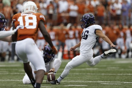 Song kicks game-winning FG, as TCU defeated Cal in Cheez-ItBowl