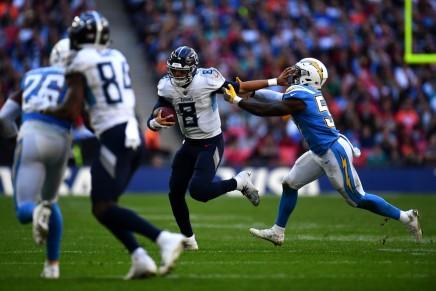 Titans' Mariota injured in second quarter vs.Redskins