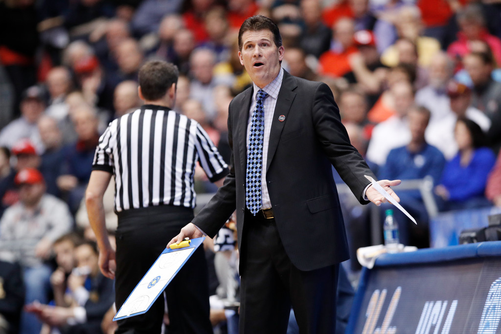 UCLA basketball coach Steve Alford fired, reports say