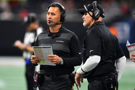 Sources: Falcons expected to make changes with Sarkisian, Manuel