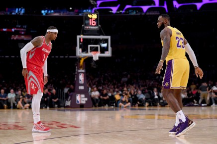 Lakers not interested in Carmelo Anthony