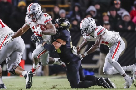 2018 CFP OUT: Ohio State Buckeyes