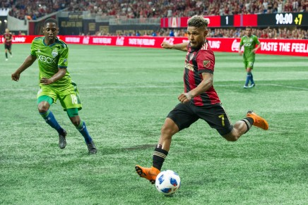 Atlanta United's Josef Martinez wins MVP Award