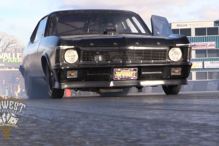 Street Outlaws' Murder Nova for sale