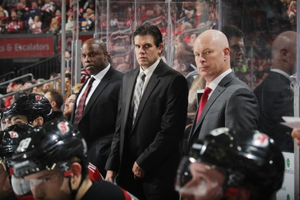 Devils re-sign head coach John Hynes