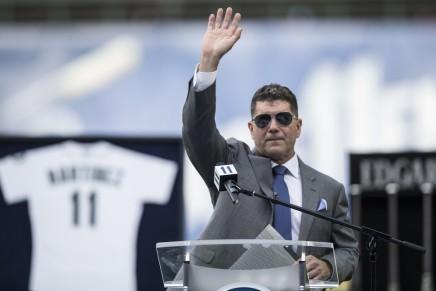 Edgar Martínez is a 2019 Baseball Hall ofFamer