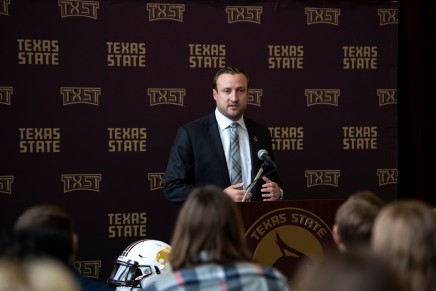 Spavital sees the potential for success at TexasState