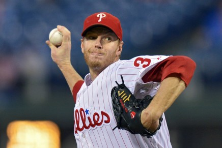 Roy Halladay is a 2019 Baseball Hall of Famer