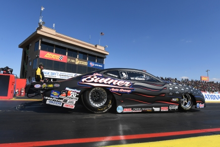 Butner claims No. 1 Pro Stock qualifier at 2019 Phoenix event