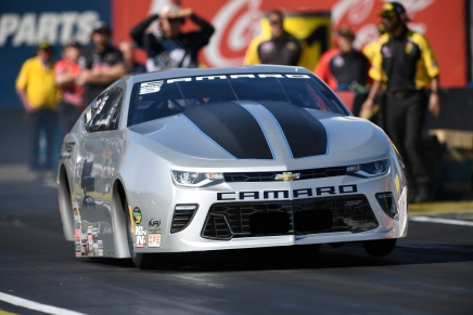 McGaha will attempt to win back-to-back NHRA Arizona Nationals