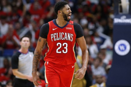 Pelicans issues statement after no Davis trade