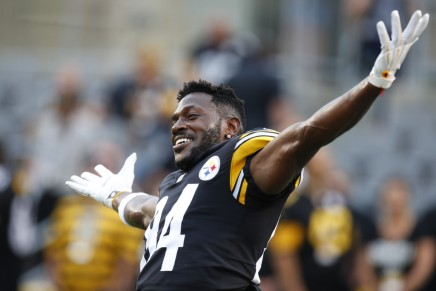 Steelers will not trade AB within Division or toPatriots
