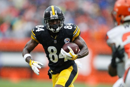 Brown meets with Steelers, agree to moveon