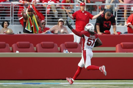 Cardinals could release Josh Bynes this off-season