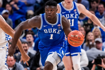 Duke's Williamson out vs. Syracuse