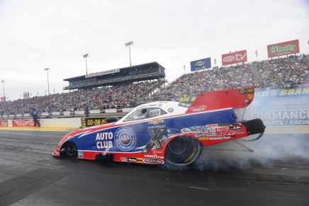 Hight claims third straight No. 1 at the 2019 Gatornationals