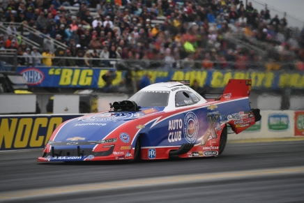 Hight wins the Funny Car 50th Gatornationals
