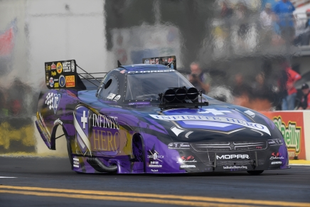 Beckman goes for two straight at Gatornationals