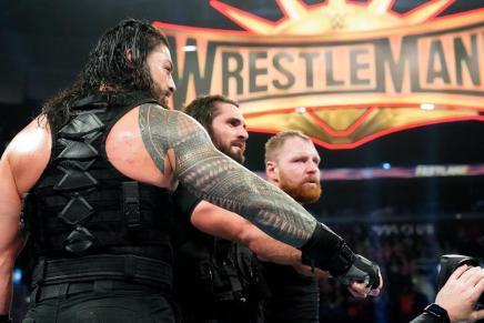 2019 WWE Fastlane PPVresults