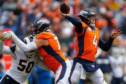 Redskins add Broncos' QB Keenum in low-risktrade