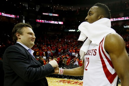 Rockets keep GM Daryl Morey with anextension