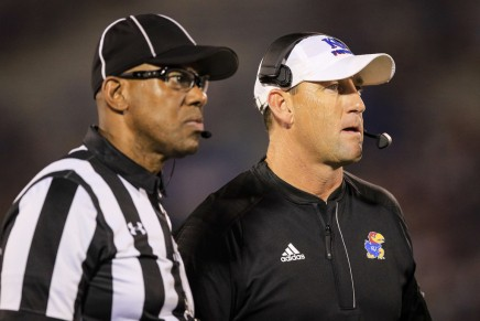 Jayhawks football and men's basketball being investigated by the NCAA again
