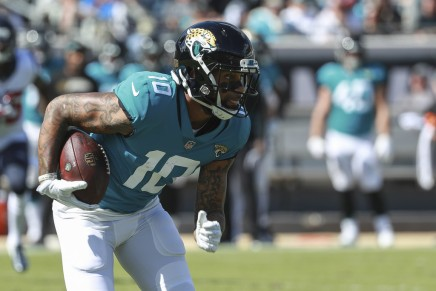 Steelers sign free agent Donte Moncrief
