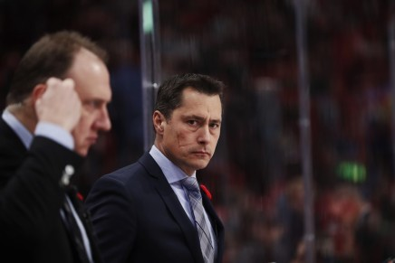 Senators fire Guy Boucher after two-plus seasons