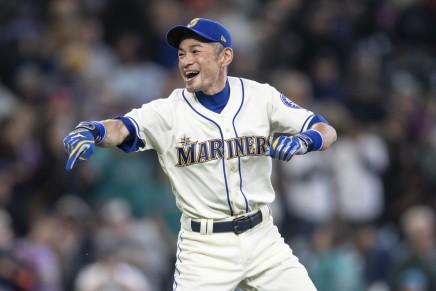 Baseball legend Ichirō retires at home inJapan