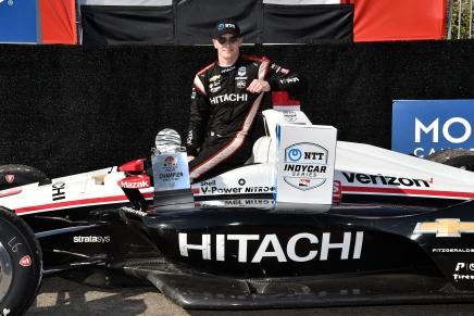 Newgarden wins 2019 IndyCar seasonopener
