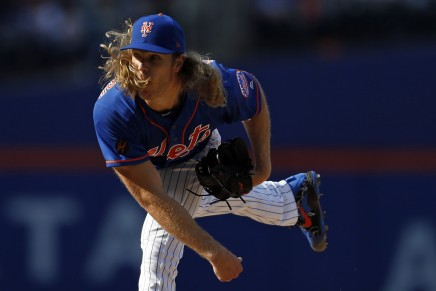 Mets' Thor taunts Bryce Harper after D.C. blunder