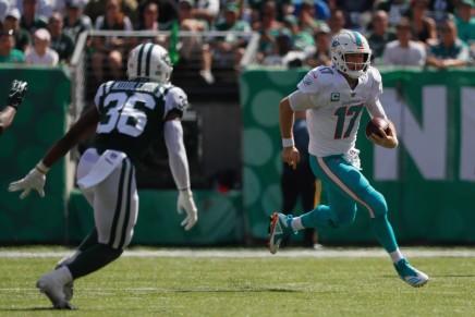 Titans acquire Dolphins' RyanTannehill