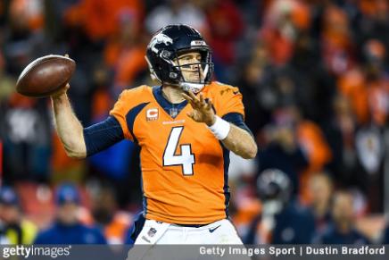 Redskins acquire Broncos'Keenum