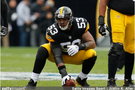Steelers' Pouncey signs three-year extension