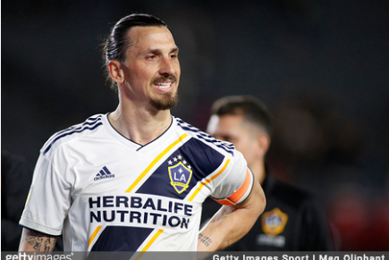 Galaxy's Ibrahimović to miss FC Dallas game with injury