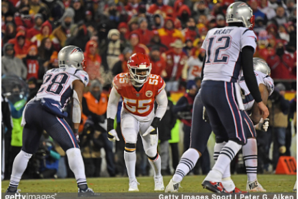 Packers interested in Chiefs' Dee Ford