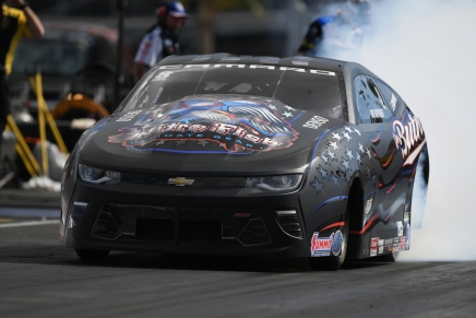 Butner leads PS on Friday in Vegas at 2019 Denso Four-Wide Nationals