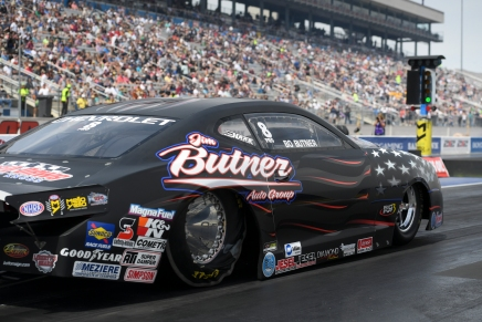 Butner snags second No. 1 qualifier at 2019 Denso Four-Wide in Vegas