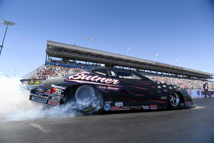 Butner wins second straight Vegas event at 2019 Denso Four-Wide
