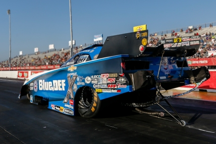 Living legend Force leads FC at 2019 SpringNationals