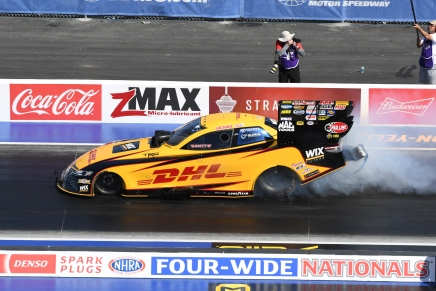 Todd goes for two straight at the 2019 Denso Four-WideNationals