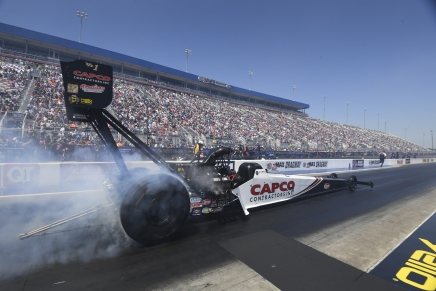 Torrence ends drought, picks up zMAX Four-Widewin